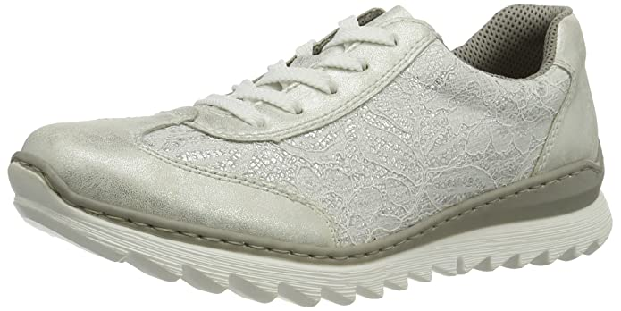 Rieker Damen M6228 Sneakers