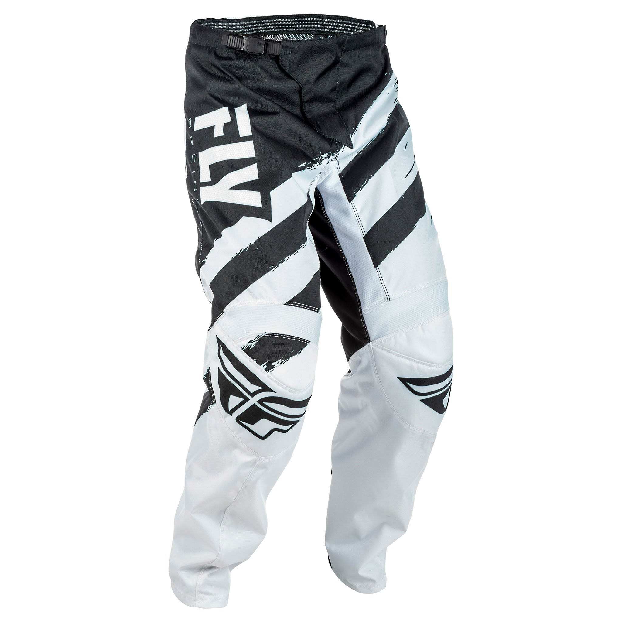 Fly Racing Men's Pants (Black/White, Size 26)