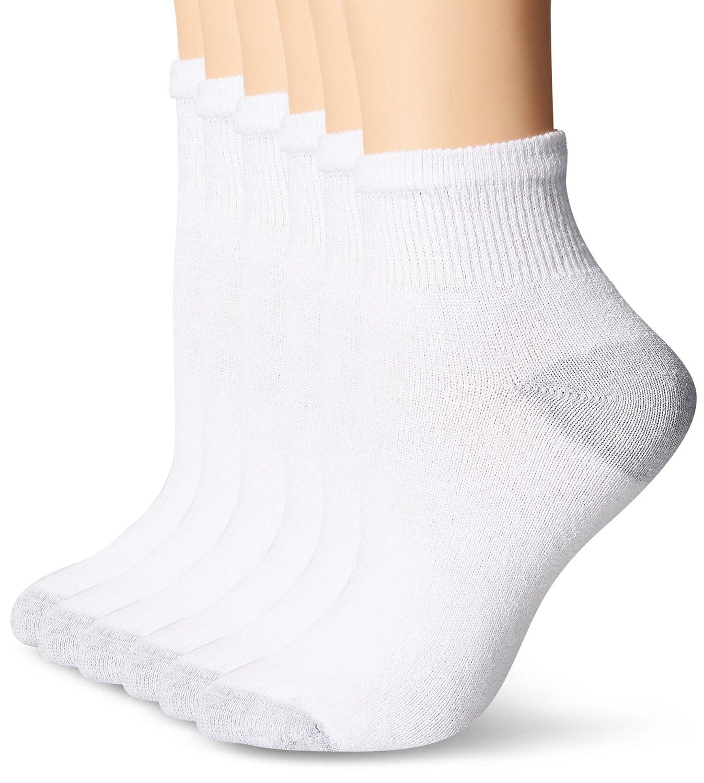 Fruit of the Loom Girls Low Cut Sock 10 Pair Value Pack