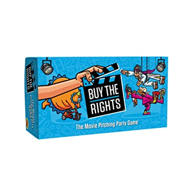 Buy the Rights - The Movie Pitching Party Game