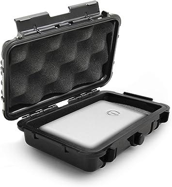 New LTGEM Hard Travel Case for G-Technology G-Drive Mobile 1TB 2TB 4TB USB 3...