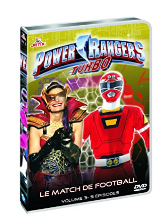 Power rangers turbo, vol. 3 [Francia] [DVD]: Amazon.es: Jason David Frank, Johnny Yong Bosch, Alex Dodd: Cine y Series TV
