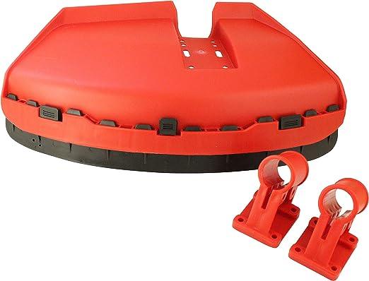 Kawapower KW04 Protector de cuchilla para barras de desbrozadoras: Amazon.es: Bricolaje y herramientas