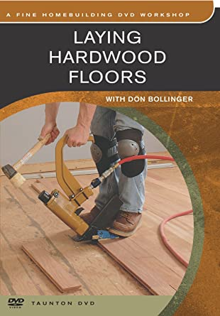 Amazon laying hardwood floors don bollinger movies tv image unavailable image not available for color laying hardwood floors solutioingenieria Gallery