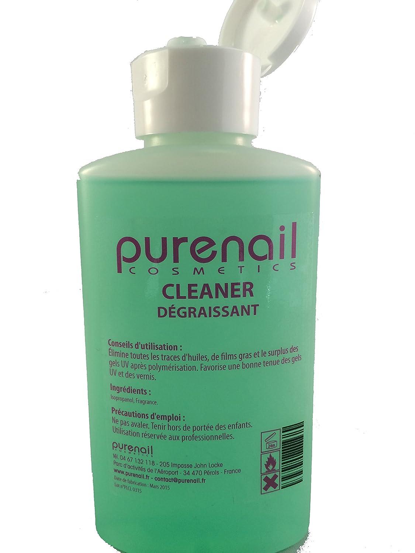 Nail Cleaner desengrasante para Gel UV de uñas, 100 ml: Amazon.es ...