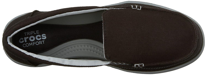 Crocs Mujer walu Mocasines Lienzo de 2: Amazon.es: Zapatos y complementos