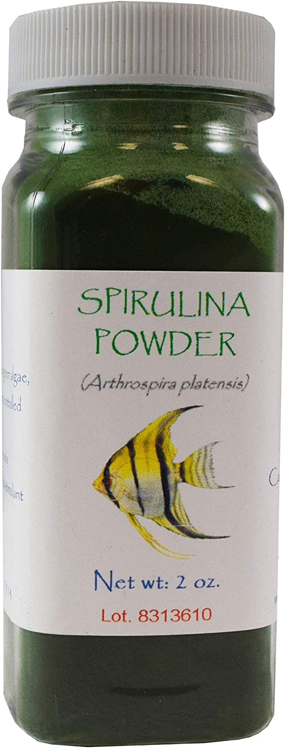 Brine Shrimp Direct Spirulina Powder, 2 oz