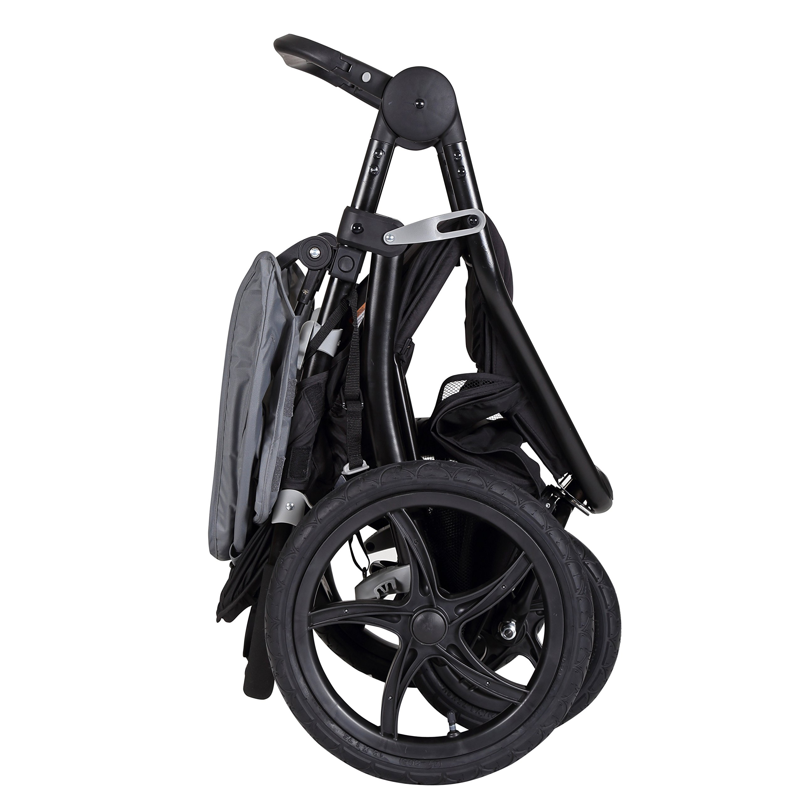 Baby Trend Stealth Jogging Stroller, Alloy by Baby Trend (Image #5)