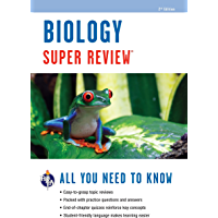Biology Super Review, 2nd. Ed. (Super Reviews Study Guides) (English Edition)