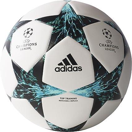 adidas Champion s League - Balón de fútbol, Color White/Core ...