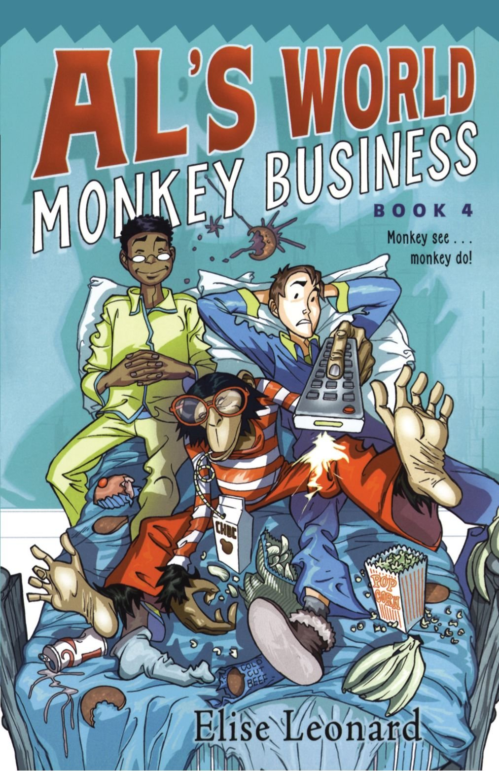 Download Monkey Business (Al's World) PDF