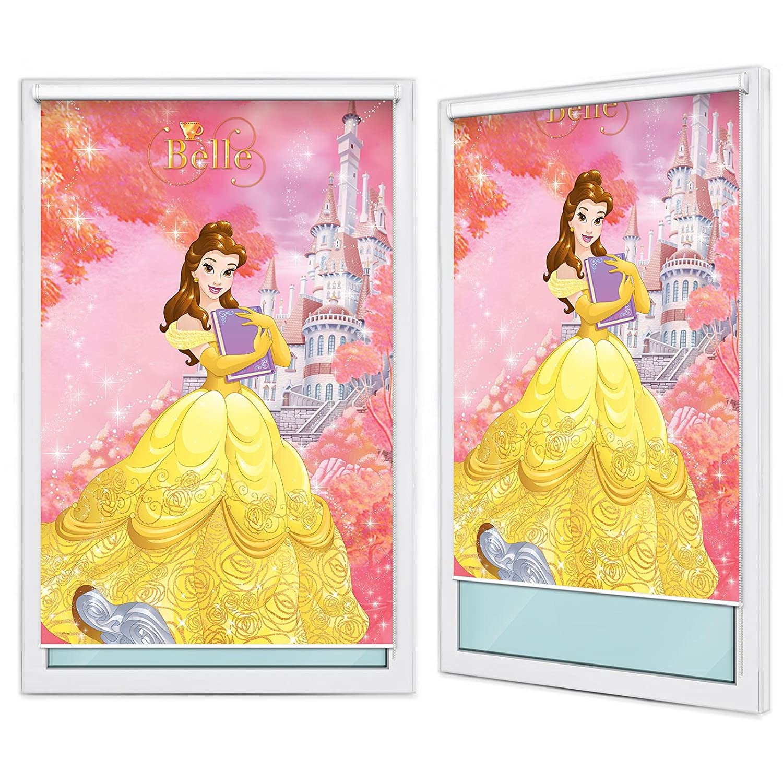 Disney Princesses Fensterrollos Lichtdurchlässig Rollos ...