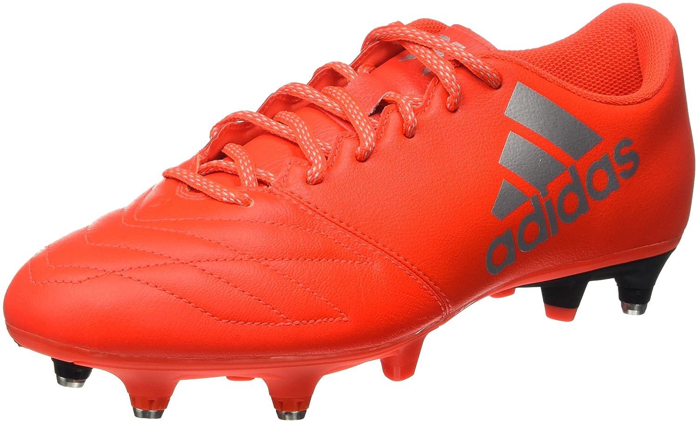 Adidas Herren X 16.3 Sg Leder Fußball-Trainingsschuhe