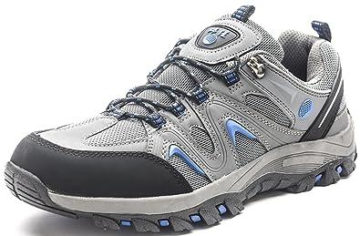 Men's Hiking Shoes Skidproof Walking Sneaker For Running Trekking Training Climbing