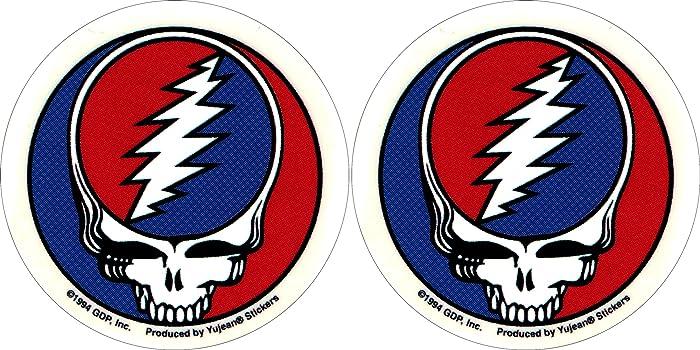 The Best Grateful Dead Rose Garden Sticker