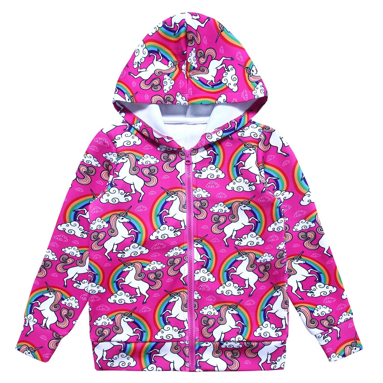 Jxstar Hoodie Sweater Sweat Shirt Jerseys For Girls Hoodies Sweatshirts Full Zip Hoodie Hanes Hoodie Child Hoodie Unicorn 150