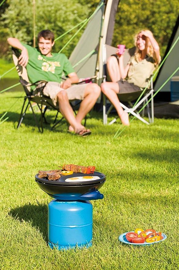 Campingaz Party Grill R - Hornillo de gas para camping: Amazon.es: Deportes y aire libre