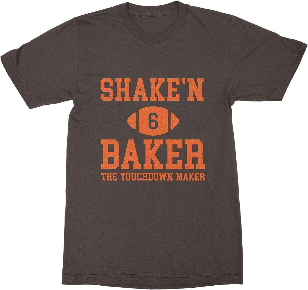 Baker Mayfield Shirt Browns Shake and Baker the Touchdown Maker