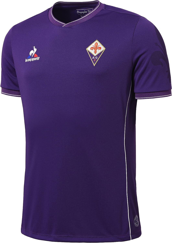 Le Coq Sportif Maglia PRO Home Viola 15//16 Fiorentina