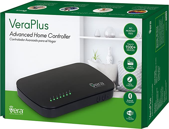 Vera MCVEVERA Plus Smart Home Gateway
