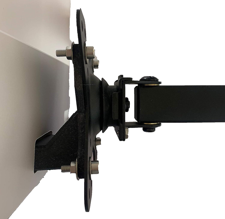 27er 27es 27f 24fw VESA Mount Adapter 75 x 75 mm for HP Monitors 24f screws 3D Printing 27fw 24er 24es incl PLA Plastic