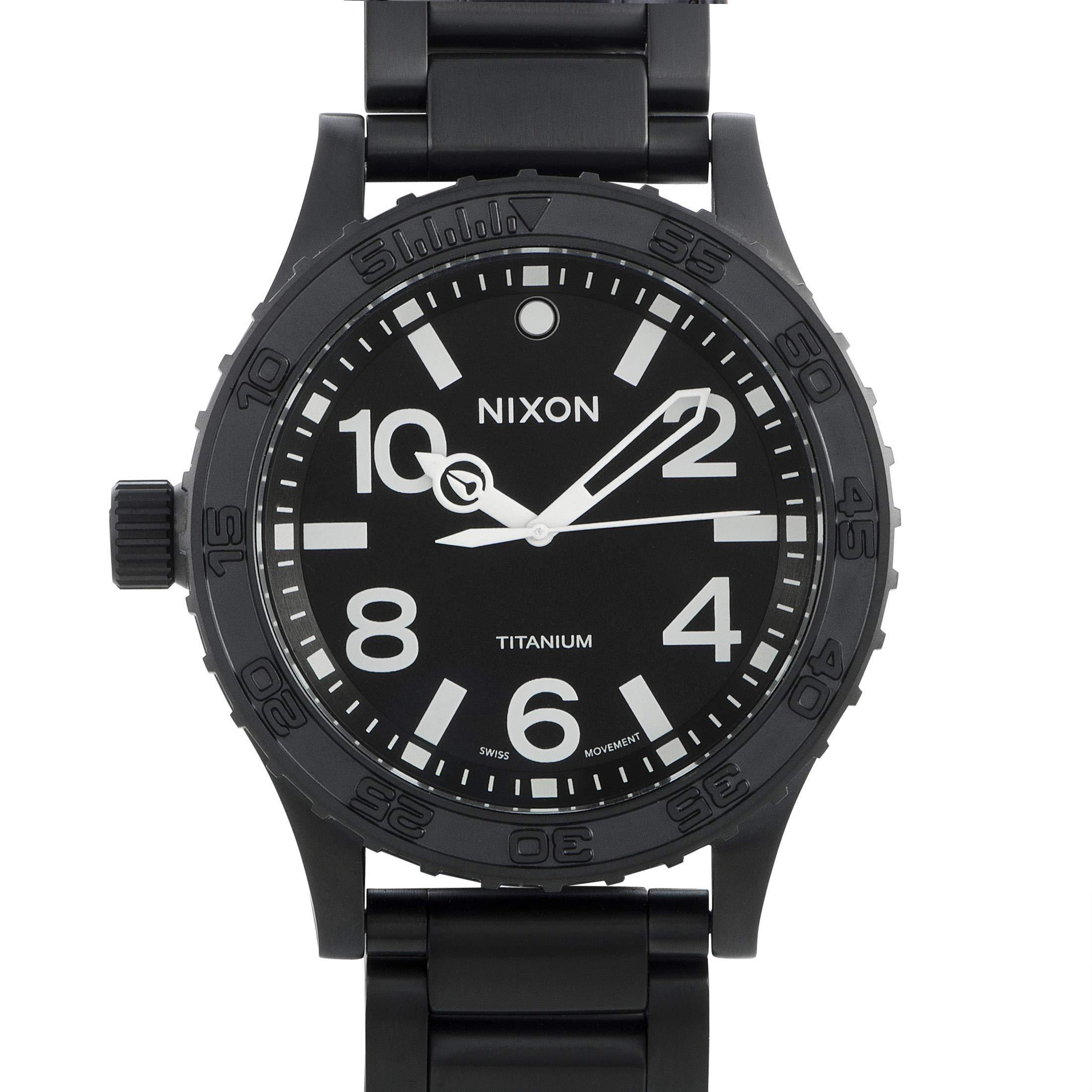 Nixon 51-30 TI Watch A351-001