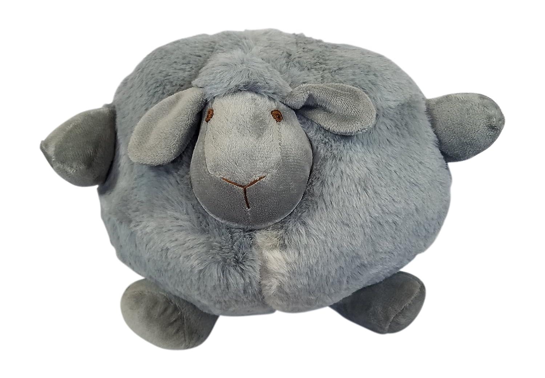 Amazon Com 3cats Stuffed Sheep Toy Realistic Plush Sheep Black