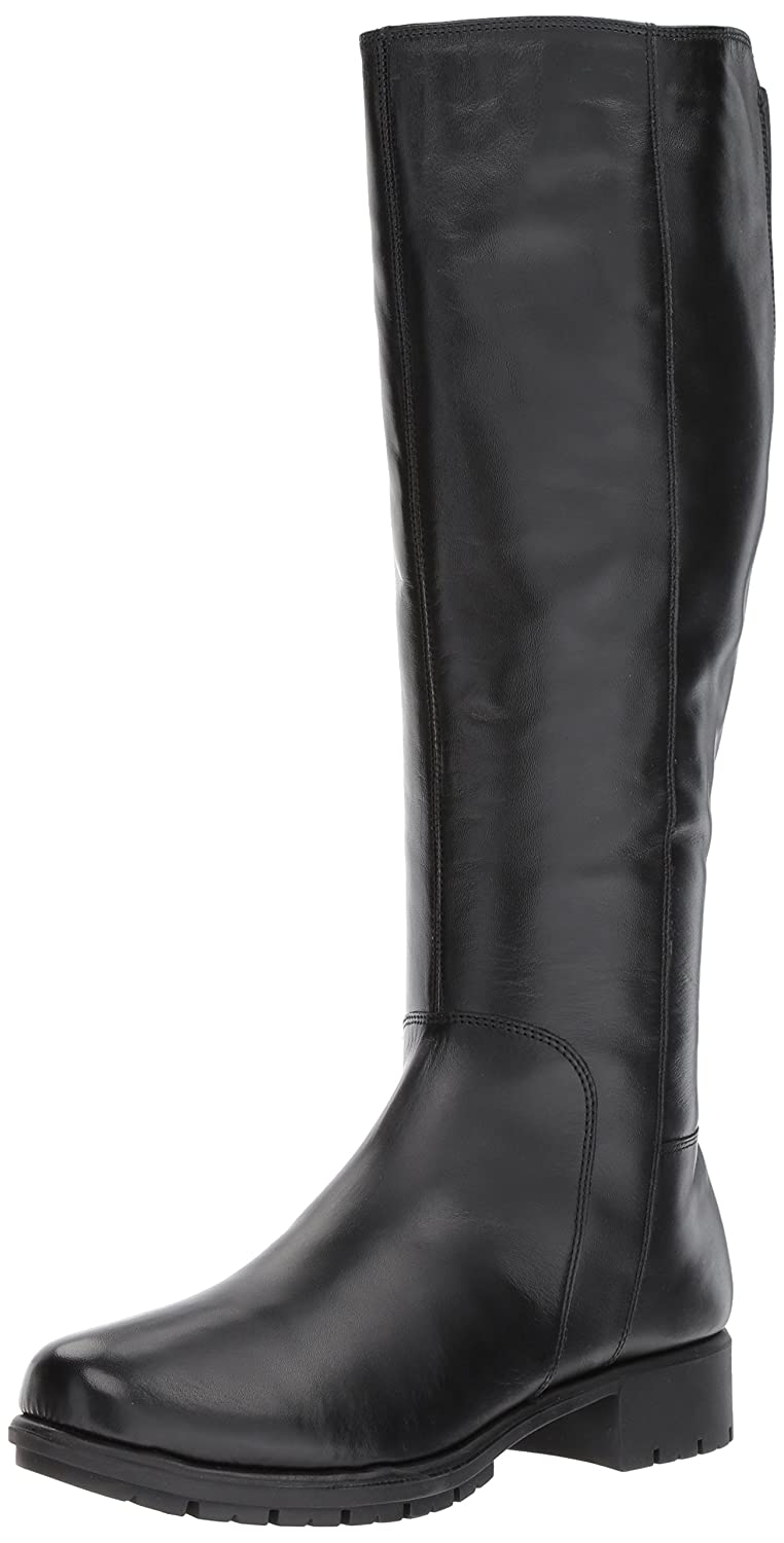 Aerosoles Just 4 You Knee High Boot B073HCT8J4 10.5 W US|Black Leather