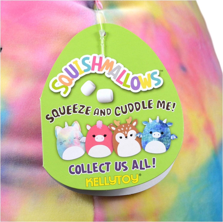 Cali The Caticorn,Stuffed Animal Super Pillow Soft Plush Kitten Unicorn Toy Squishmallow 16in