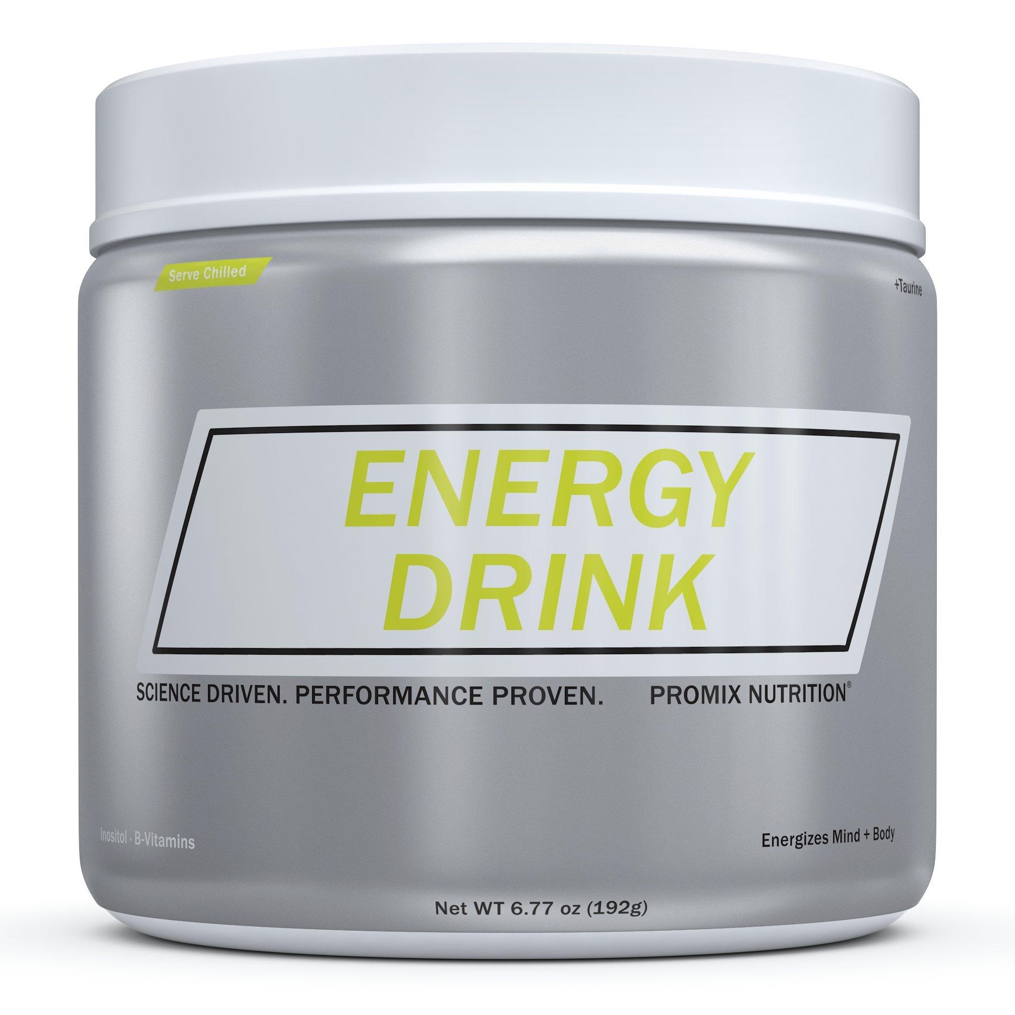 Pre Workout Powder Energy Focus Keto 100% PROMIX Performance I Men & Women Beta Alanine Taurine Tyrosine Vitamin B12 Weight Fat Loss Blast No Crash Tested Gluten Soy Free, Drink (Energy Drink)