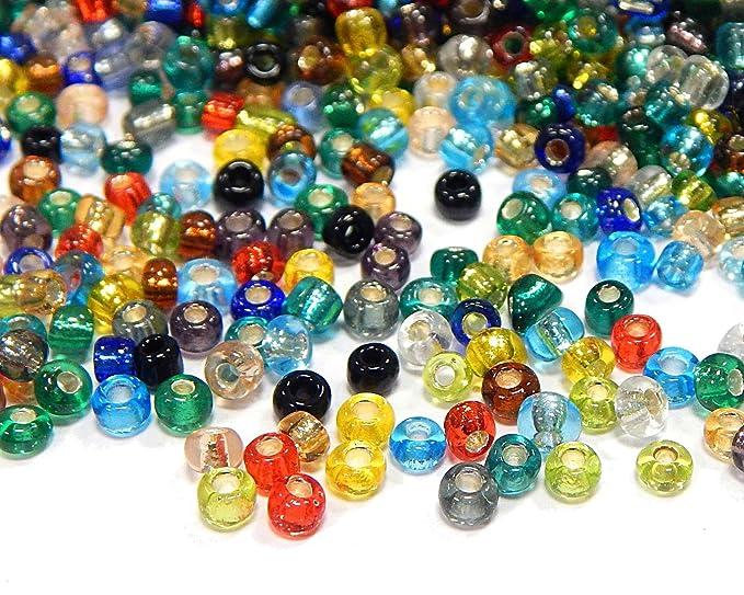 200X Goldene Holzperlen Fädeln Perlen Runde Perlen DIY Kinder Schmuckzubehör