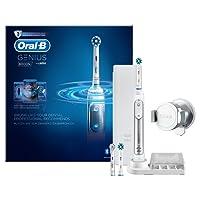 Oral-B Genius8000N Cepillo eléctrico, color blanco