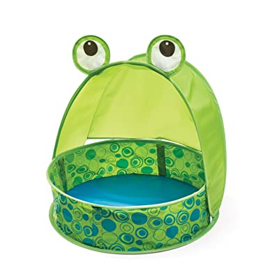 Pop-Up Frog Travel Pool: Toys & Games