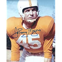 $24 » Autographed Johnny Majors 8x10 University of Tennessee Photo