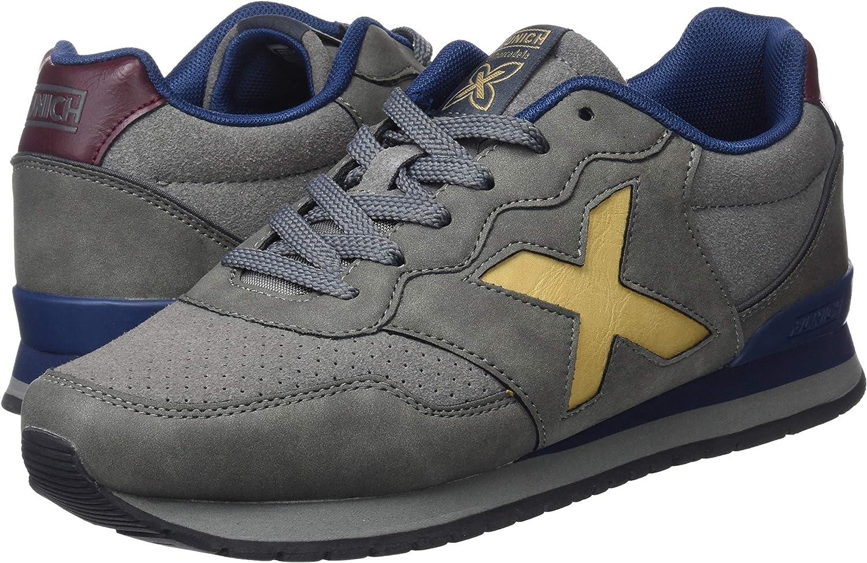Munich Dash Kid, Zapatillas de Deporte Unisex niño, Gris (Gris 16), 38 EU: Amazon.es: Zapatos y complementos