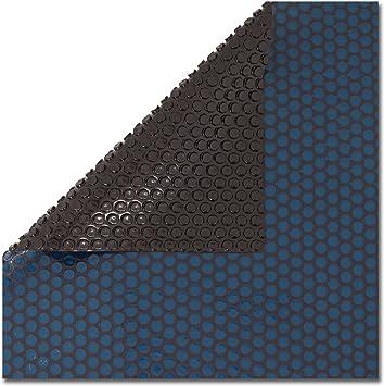 24/' Ft Round Blue Swimming Pool Heater Solar Blanket Cover Tarp-12 Mil