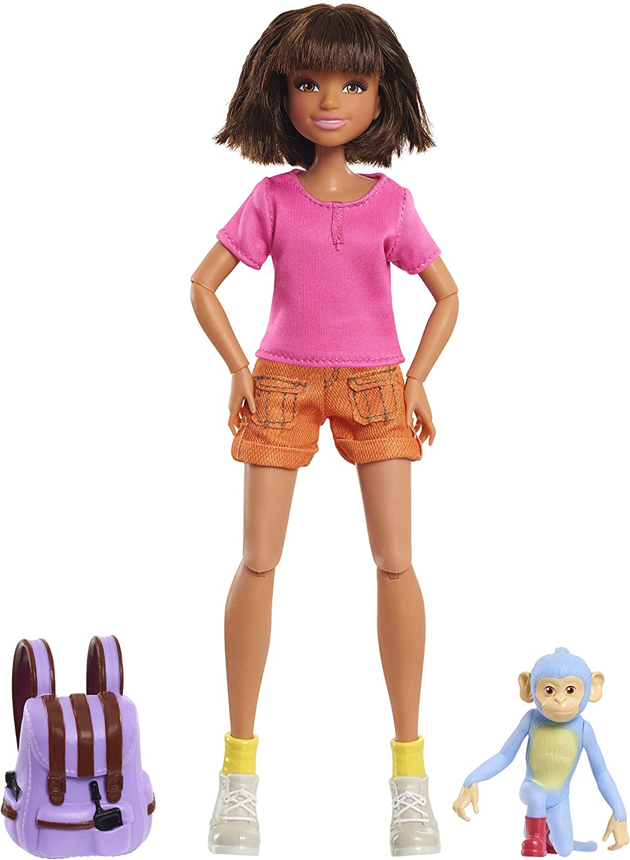 Nickelodeon's Dora & The Lost City of Gold Adventure Dora Doll