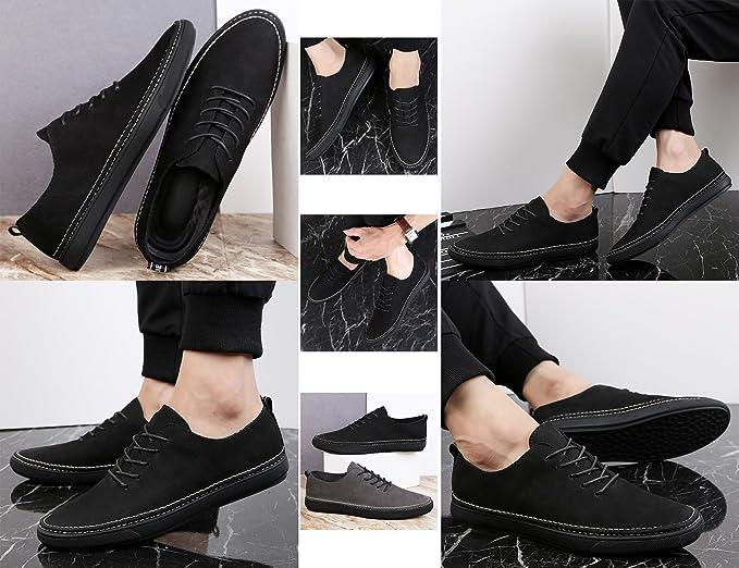GNEDIAE Chaussures d/écontract/ées pour Hommes Chaussures Basses pour Hommes