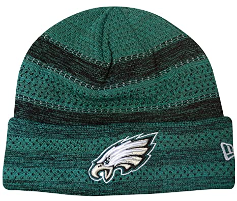 Image Unavailable. Image not available for. Color  Philadelphia Eagles New  Era 2017 NFL Sideline  quot Cold Weather TD quot  Knit Hat - d9d9c5105