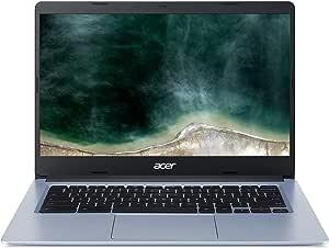 "Acer Chromebook 314, Laptop van 14"" Full-HD IPS (Intel Celeron N4100, 4GB RAM, 32GB eMMC, UMA, Chrome OS) - QWERTY Nederlands Toetsenbord"