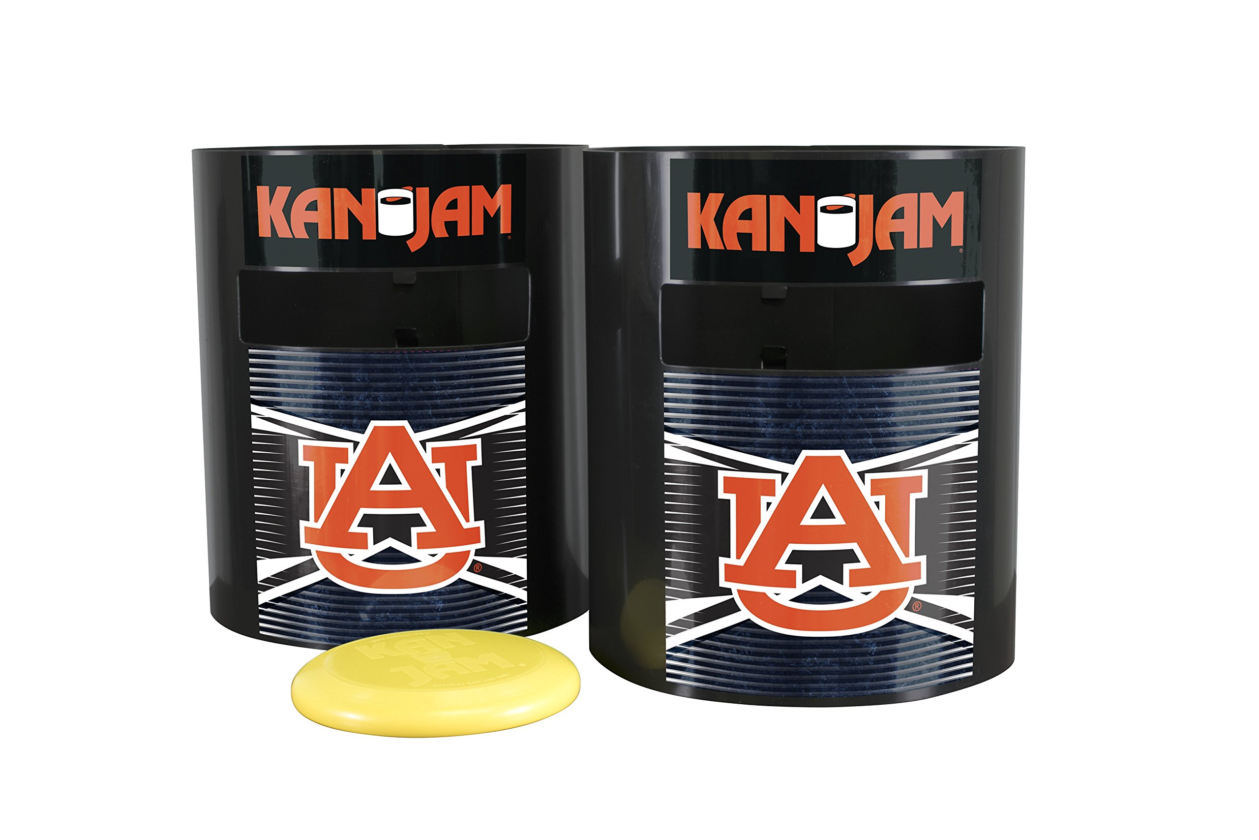 Kan Jam NCAA Auburn Tigers Disc Gameauburn Tigers Disc Game, Team Color, 11.875'' x 20'' x 9''