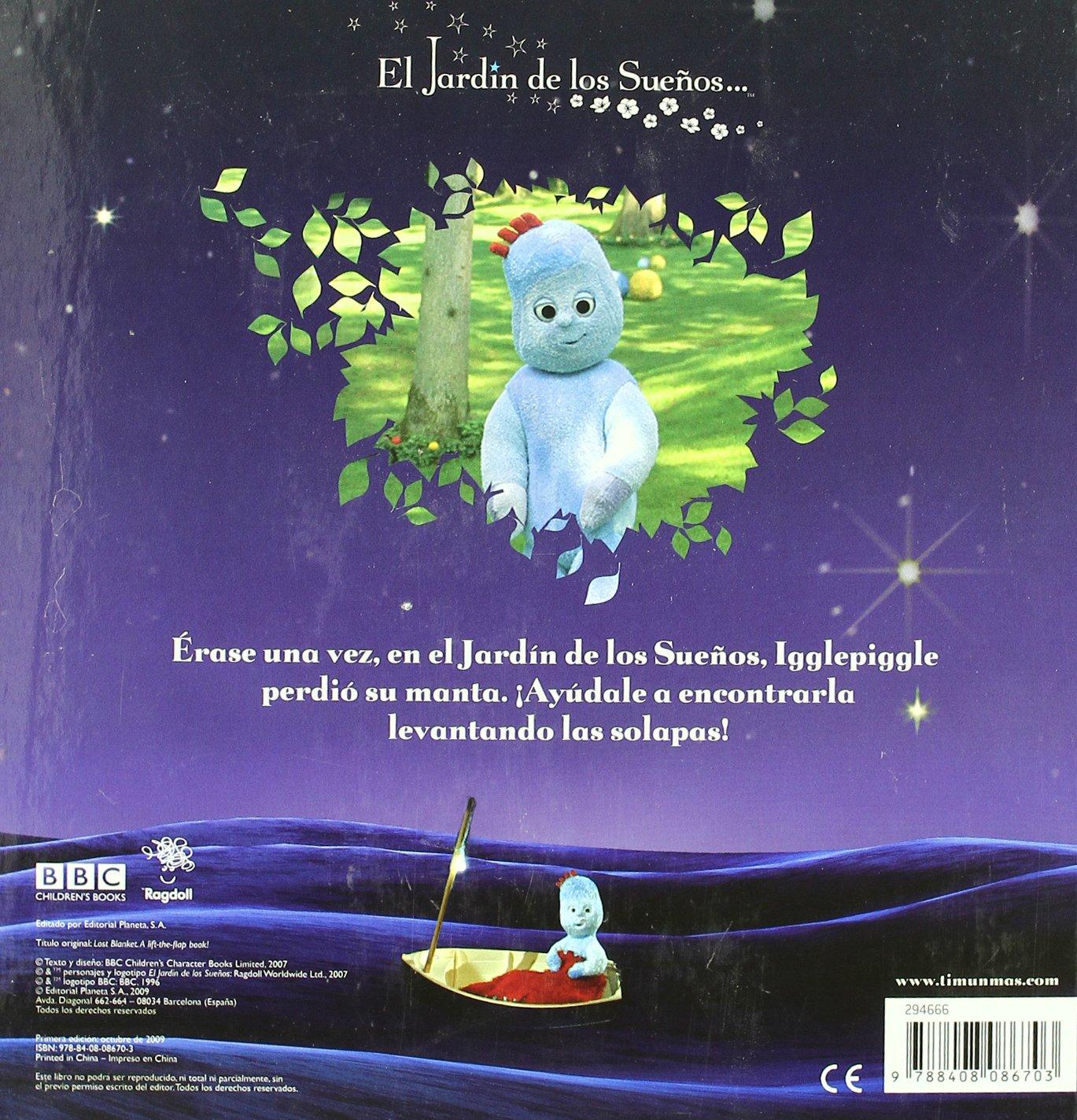Dónde está tu manta?: Con solapas y texturas Infantil timun Mas: Amazon.es: El Jardín de los Sueños: Libros