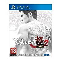 Yakuza Kiwami 2 Steel Book Edition (PS4)