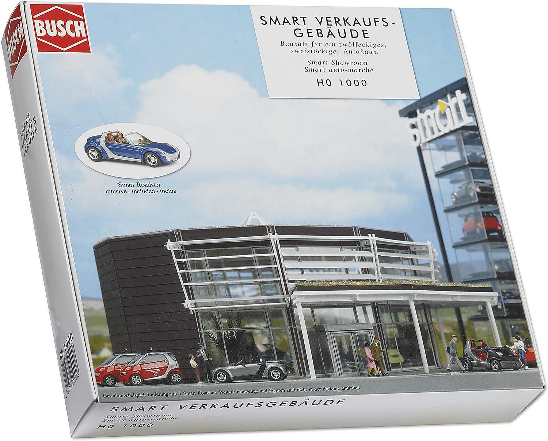 HO4888 Busch Smart City Coupe SWR 1:87 Scale HO