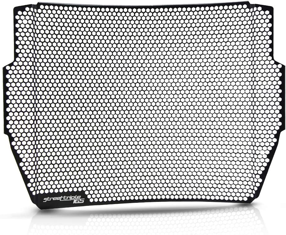 Motorbike Radiator Guard Aluminum Protection Cover for T.riumph Street Triple 765 R//RS 2017-2019 Street Triple 765 S 2017-2019 Street Triple R//RS 2017-2019 Street Triple S 2017-2019
