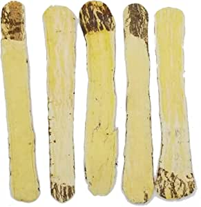 Astragalus Root X-Large Slices | Premium Grade Huang Qi | Astragalus Membranaceous 黄芪 | Preservative/Sulfite Free | Use for Immune System, Energy, Health for Men & Women