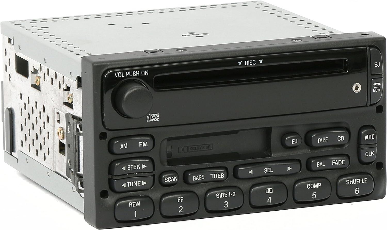 Ford 1999 2000 2001 2002 2003 2004 Ranger Radio AM FM CD CS IPOD IPAD MP3 Input Renewed