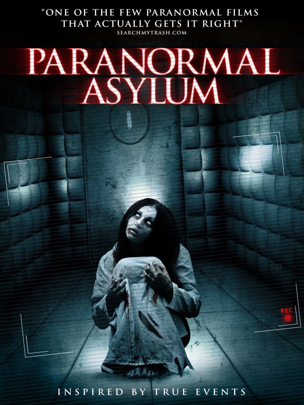 Paranormal Asylum on Amazon Prime Video UK