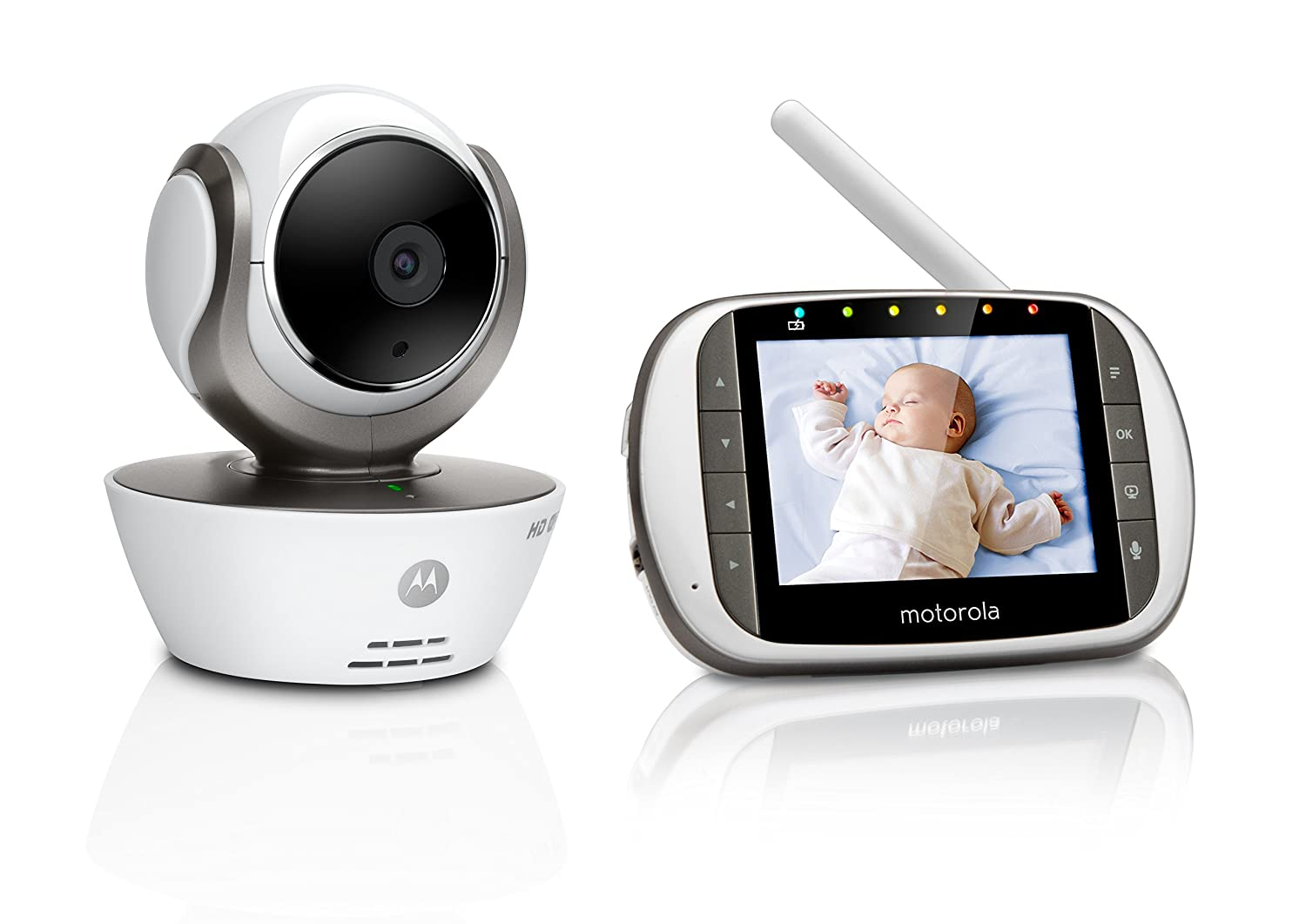 motorola 5 inch portable video baby monitor with wifi mbp855connect. motorola mbp853 connect wi-fi hd video baby monitor: amazon.co.uk: 5 inch portable monitor with wifi mbp855connect t