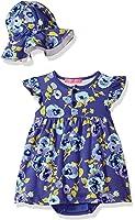 Isaac Mizrahi Baby Girls' 2 Piece Sundress with Sunhat